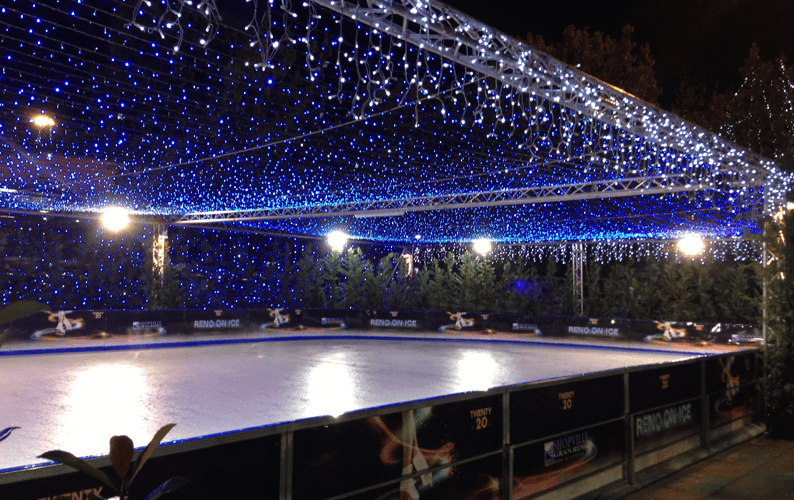 Ice Rink Rental N Ice Skating