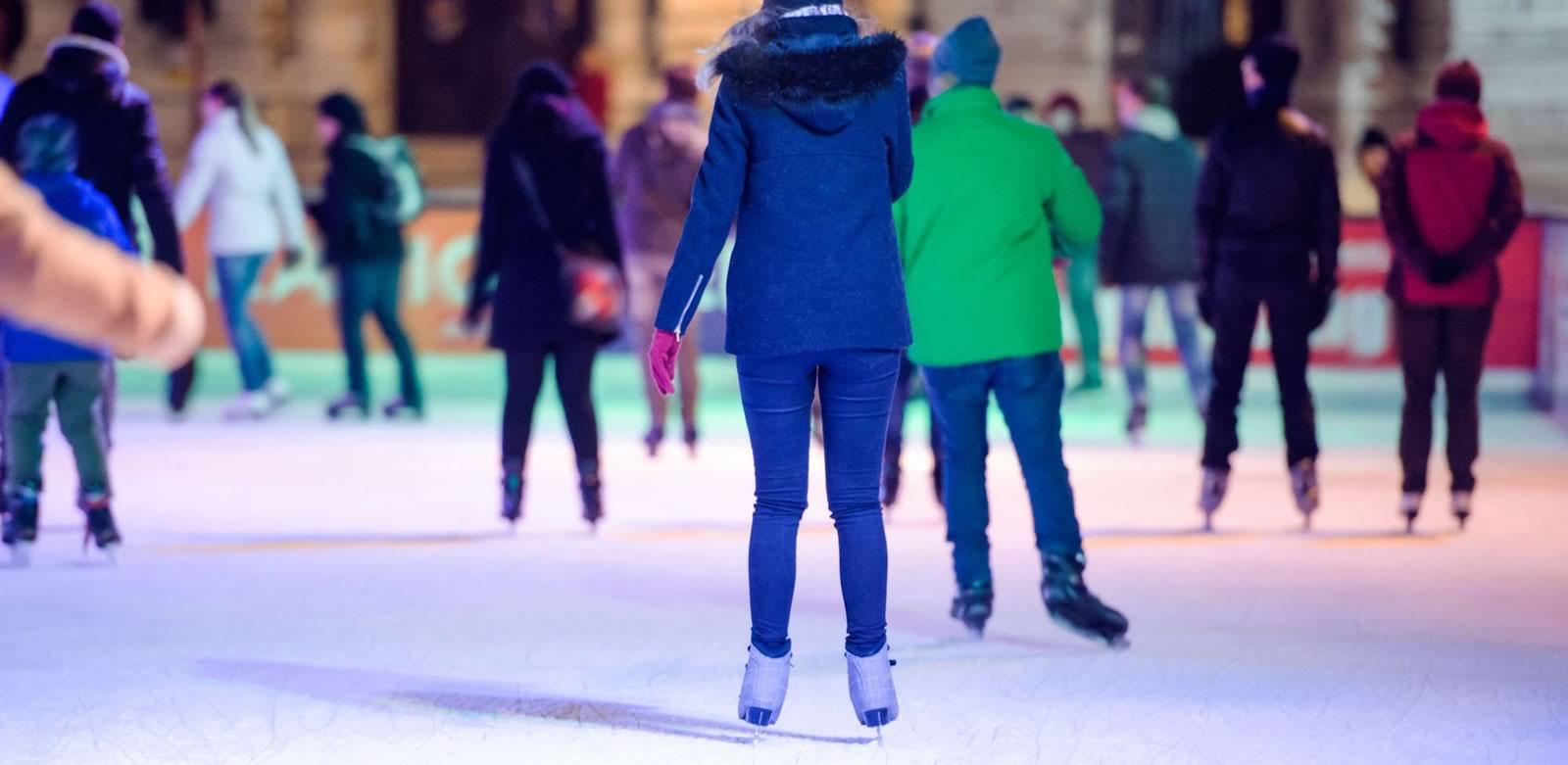 N-ice | Per què una pista de gel per Nadal?
