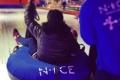 N-ice | Milers de somriures. Patinadors feliços