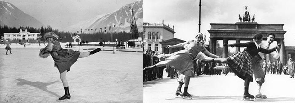 N-ice | Curiositats del patinatge sobre gel - Patinadors